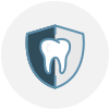Dental guard icon