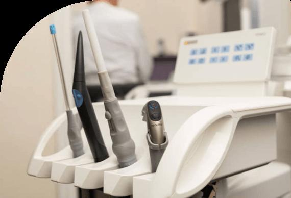 dental tools used by dentists at Pretoria Bridge Dental